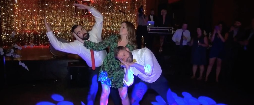 These Newlyweds Totally Nailed the Dance From Romy and Michele's High School Reunion