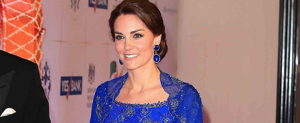All the Stunning Beauty Looks From Kate Middleton's Royal Tour