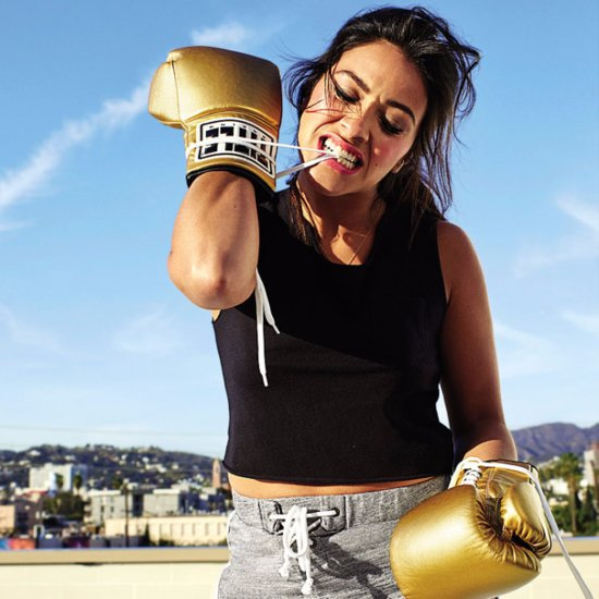 Gina Rodriguez Fitness and Diet | Women's Health May 2016