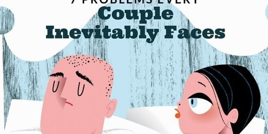 7 Problems Every Couple Inevitably Faces, According To Therapists