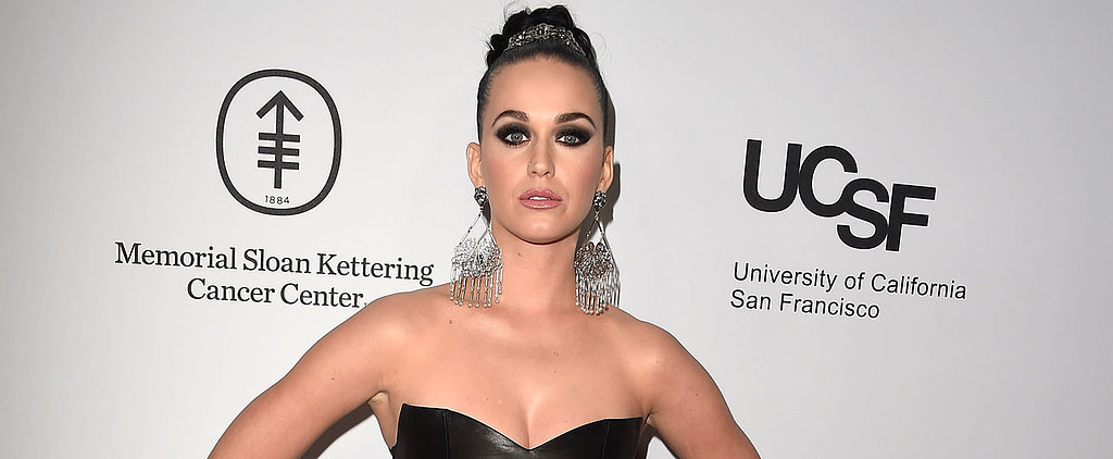 Katy Perry and Orlando Bloom Try to Keep Their Relationship on the DL at a Star-Studded Charity Gala in LA