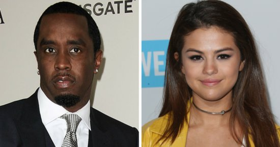 Diddy Once Confused Selena Gomez For A Valet Woman