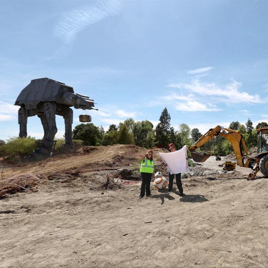 Disney's Star Wars Theme Parks Photos