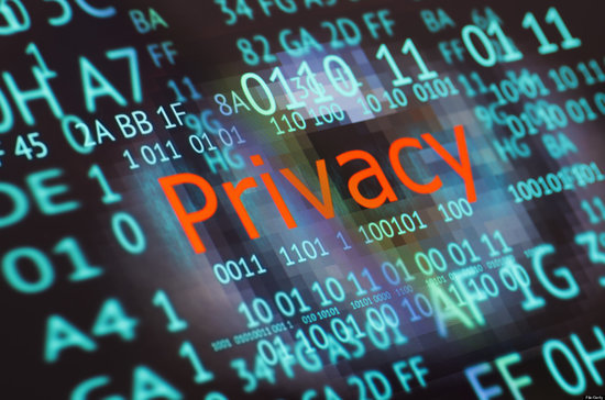 Is personal data the same as personal property?