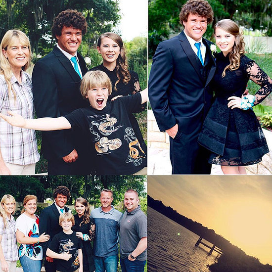 Bindi Irwin Posts Photo of Prom Night with Boyfriend Chandler Powell: 'I Felt Like I Was Living in a Movie'