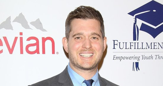 Michael Buble Has Funny Response to Viral Corn on the Cob Photo