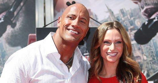 Dwayne 'The Rock' Johnson Shares Sweet Pic With Daughter Jasmine: 'Happy 4 Month Birthday'