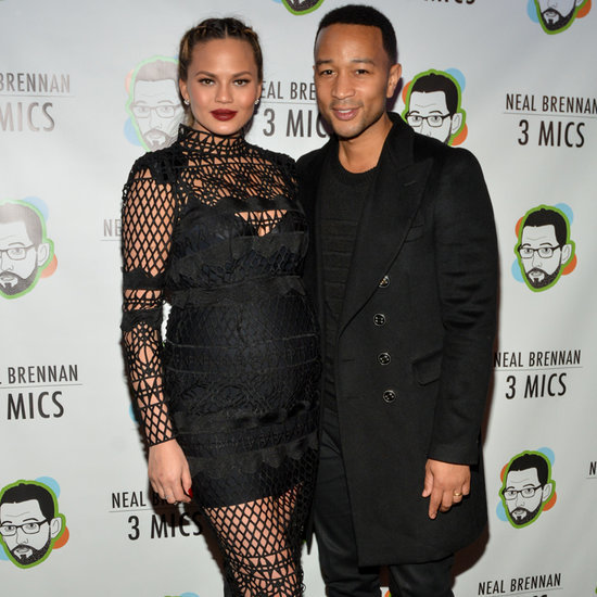 Chrissy Teigen Gives Birth to a Baby Girl