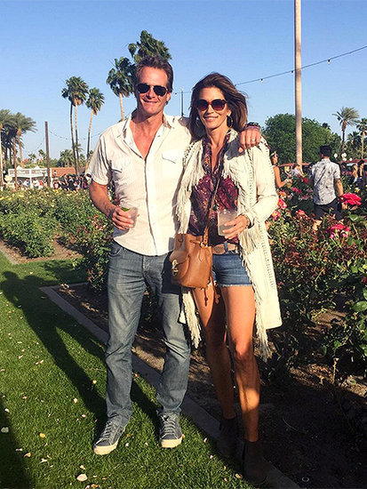 Cindy Crawford and Rande Gerber Turn Coachella into Family Time with Daughter Kaia, 14