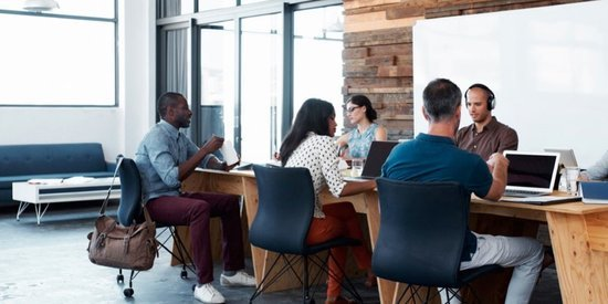 Why shared workspaces aren't just for startups