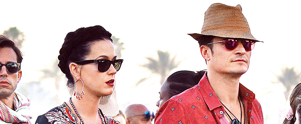 Katy Perry and Orlando Bloom Put Their Love on Display at Coachella