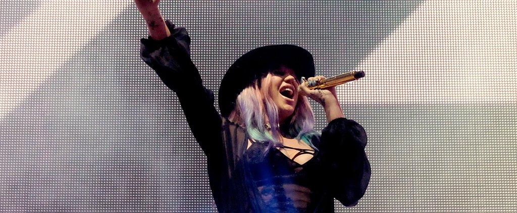 Watch Kesha's Surprise Coachella Performance