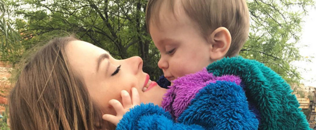 Jaime King's Adorable Family Is Fit For, Well, a King