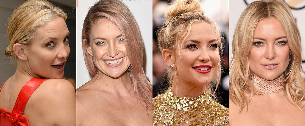 Kate Hudson Will Forever Be Our Golden Beauty Muse