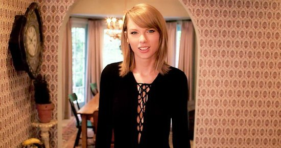 Let Taylor Swift Take You on a Tour of Her L.A. Mansion as She Slays Vogue's '73 Questions'