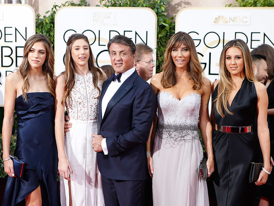 What to Know About Sylvester Stallone's Three Sweet (and Supportive!) Daughters: Meet Sophia, Sistine & Scarlet