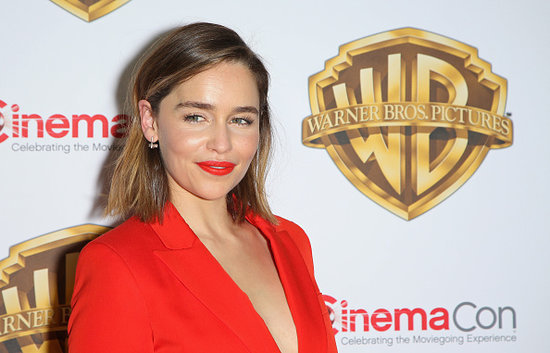 Emilia Clarke Thinks Game Of Thrones Should Have More Male Nudity And The Mother Of Dragons Is Always Right