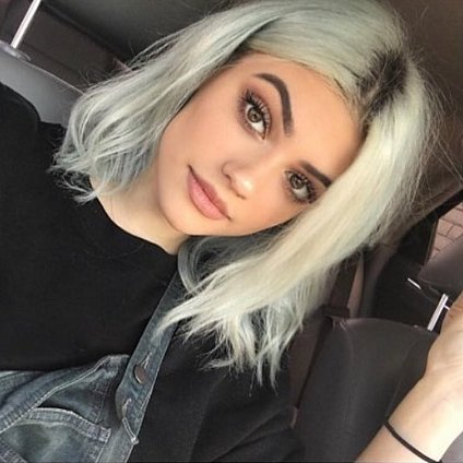 Kylie Jenner and Lucy Hale Doppelganger