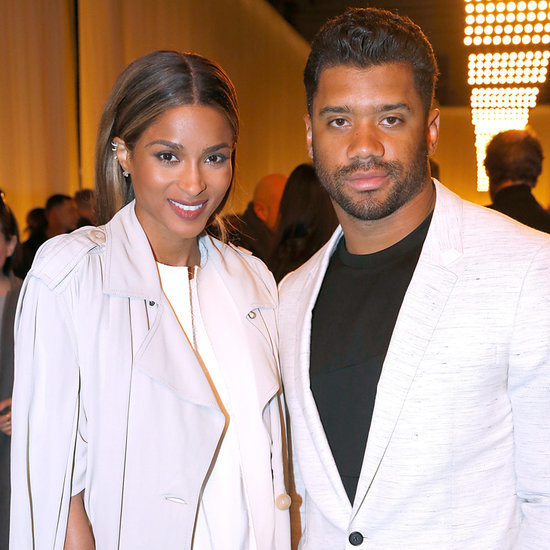 Ciara and Russell Wilson's Cutest Pictures