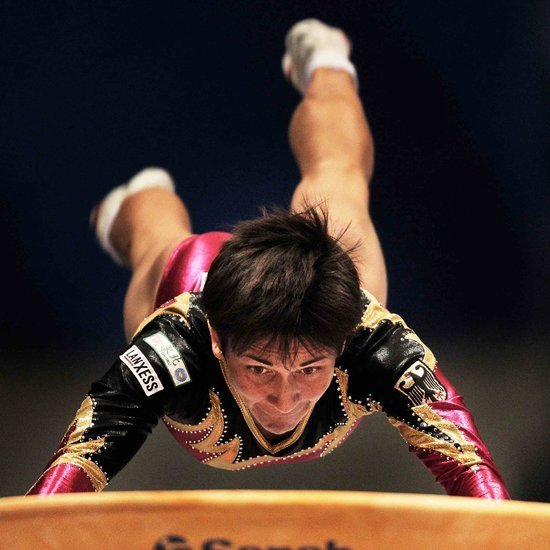 40-Year-Gymnast Qualifies For the Olympics
