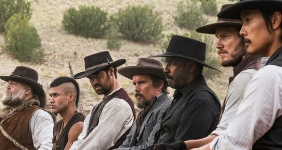 First 'The Magnificent Seven' Trailer: Denzel and Pratt Lead a Few Good 'Strays'
