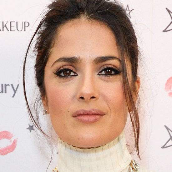 You Need to Read Salma Hayek's Reaction to Donald Trump's 9/11 Slip-Up