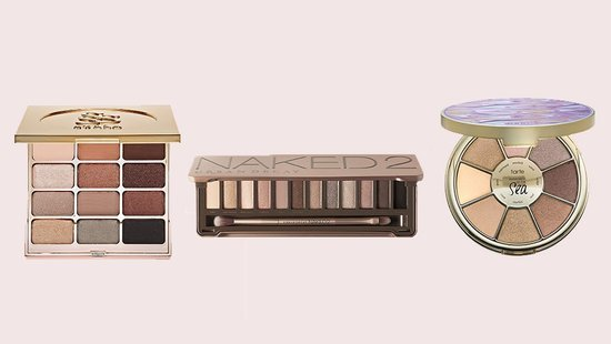 3 Nude Palettes With Incredible Reviews—Which One Should You Buy?