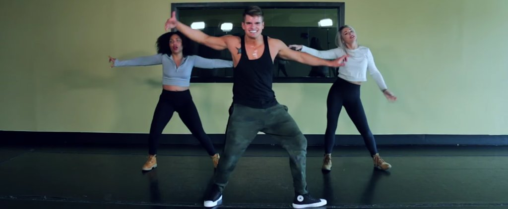 """This Cardio Hip-Hop Routine to Sia's """"Cheap Thrills"""" NEEDS to Be Seen (and Danced)"""