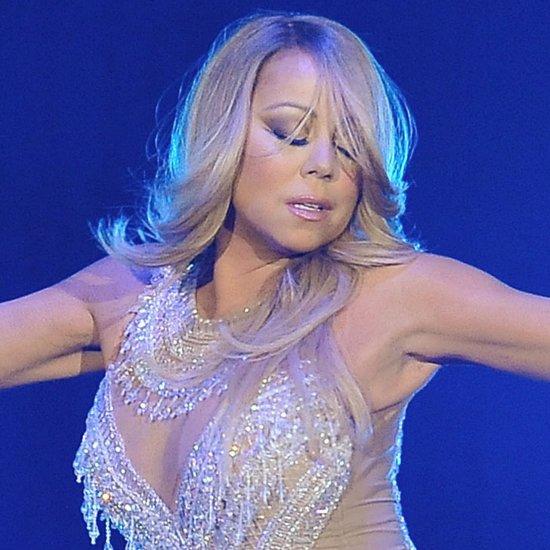 Mariah Carey Threw Herself a Mariah Carey–Themed Birthday Party