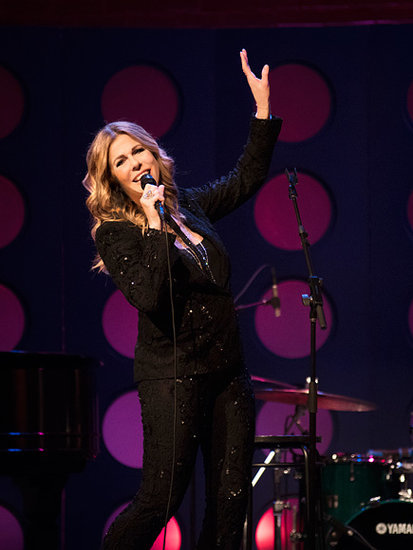 Why Rita Wilson Always Has Whiskey On-Hand When She Performs (Hint: It's for Her Voice)
