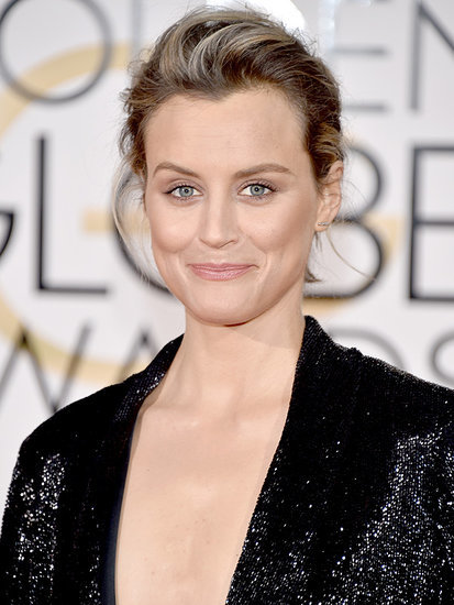 OITNB Star Taylor Schilling: It's Liberating Playing a Character Who Doesn't Wear Makeup