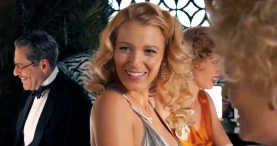 Swoon Over Blake Lively, Kristen Stewart's Stunning Retro Clothes in New Woody Allen Trailer