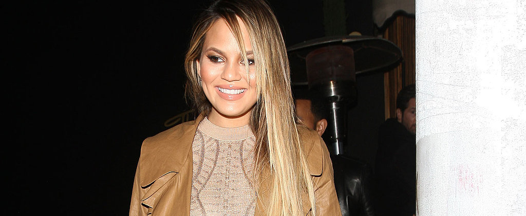 Chrissy Teigen Shows Off Her Postbaby Body on a Date Night With John Legend