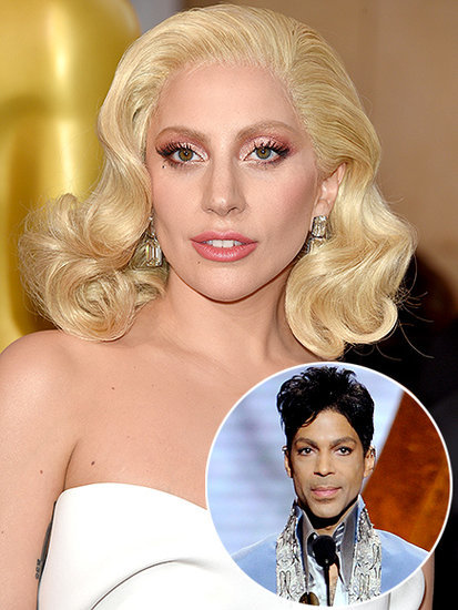 Lady Gaga Pays Tribute to Prince on Instagram: God 'Needed You Upstairs to Innovate in Heaven'