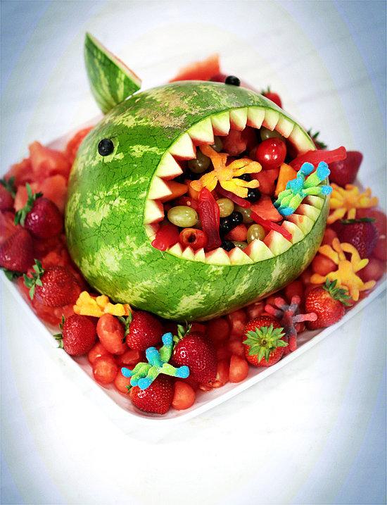 Watermelon carving ideas popsugar food