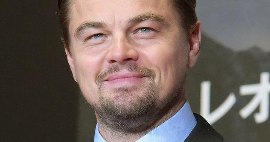 Leonardo DiCaprio Took a Model Out for Ice Cream