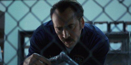 Peak Nicolas Cage Is The Corrupt Cop He Plays In 'The Trust'