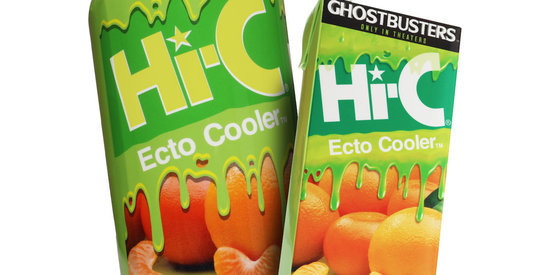 Hi-C's Ecto Cooler Is Officially Coming Back For 'Ghostbusters'