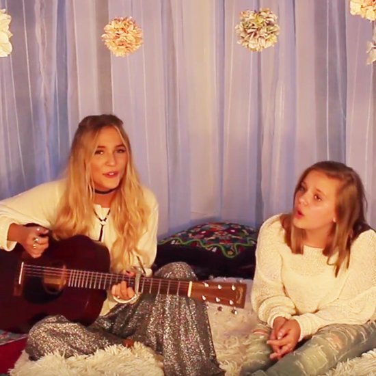 "Lennon and Maisy Cover ""Lean On"" 