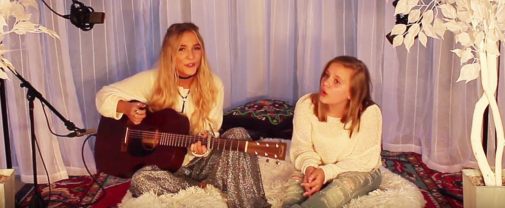 """Lennon & Maisy Somehow Managed to Make """"Lean On"""" Dreamy and Just Plain Gorgeous"""