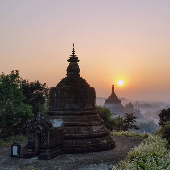 Photo of Mrauk U, Myanmar