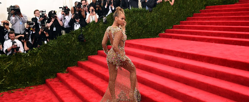 Beyoncé Always Makes 1 Hell of an Entrance at the Met Gala