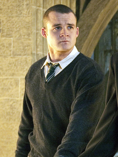 From Magic to MMA: Harry Potter Star Josh Herdman Is Unrecognizable as Cage Fighter