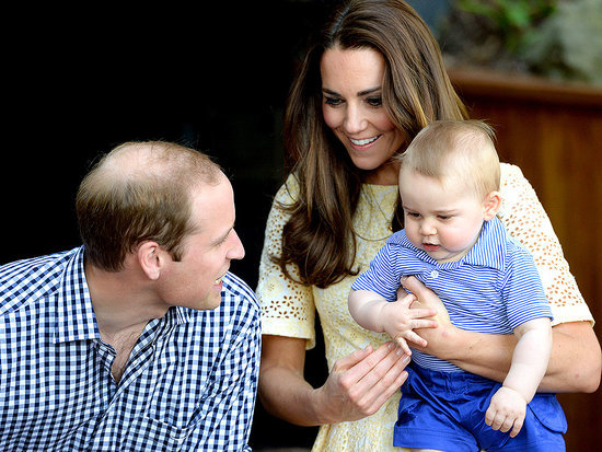 5 Days of William and Kate Love: Their First Tour As a Family of Three