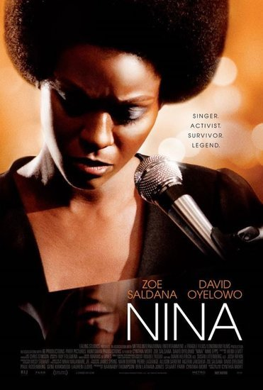 Zoe Saldana in Nina movie review