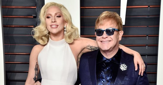 Lady Gaga and Elton John's Newest Duet Is a Clothing Line for Charity at Macy's