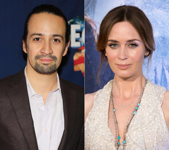 Emily Blunt and Lin-Manuel Miranda to star in updated version of Mary Poppins