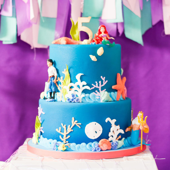 Mermaid Birthday Party Theme
