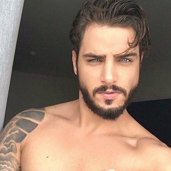 Hot Guy Selfie