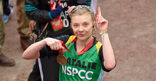 Natalie Dormer Has the Best Answer to This Common Marathon Question